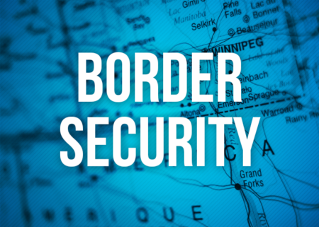 Border Security Icon