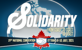 2021 CIU Convention Banner