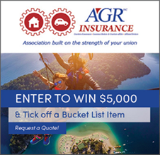 AGR Contest Win $5,000