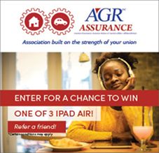 AGR Contest Win an iPad Air
